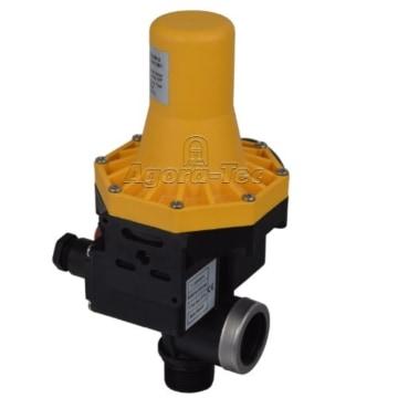 Agora-Tec Pumpen Druckschalter AT-DW-3 ohne Kabel zur Pumpensteuerung für Kreisel-, Tauch- Tiefbrunnenpumpen mit Betriebsdruck von 7 bar, AT 003 001 001 - 7