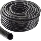 Agora-Tec® Saugschlauch mit 1 Zoll (25,4 mm) Innendurchmesser, massive Ausführung für Hauswasserwerke, Jetpumpen, Kreiselpumpen und Gartenpumpen (10 Meter) - 1