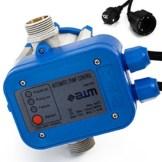 AWM Pumpen Druckschalter automatische Pumpensteuerung, verkabelt, Trockenlaufschutz, Rückschlagventil, maximale 10 bar, AM-102 - 1