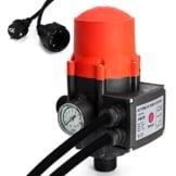 AWM Pumpen Druckschalter automatische Pumpensteuerung, verkabelt, Trockenlaufschutz, Rückschlagventil, maximale 10 bar, AM-109B - 1