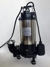 Fäkalienpumpe megafixx FTP1500Q 1500 Watt mit Mahlwerk - 15 Meter Stromkabel - 1