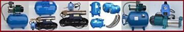 Fäkalienpumpe Tauchpumpe Schmutzwasserpumpe IBO2200, 2200Watt Spannung: 230V/50Hz Fördermenge: 24000l/h / 400l/min. mit Cutter zum zerkleinern organischer Festststoffe mit Überspannungsschutz + Abschaltautomatik die die Pumpe vor Schäden schützt. - 2