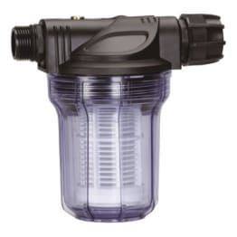 Garden 1731-20 Vorfilter für Pumpe, Filtereinsatz ist leicht zu entnehmen und einfach auszuwaschen, besonders zu empfehlen beim Fördern von sandhaltigem Wasser (Wasserdurchfluss bis 3.000 l/h) - 1
