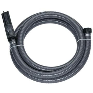 """Gardena 1418-20 Sauggarnitur für Pumpen, Anschlussfertig, Spiralschlauch vakuumfest, Saugfilter integriert, mit Rückflussstopp (Schlauchlänge: 7m, Schlauchdurchmesser: 25mm, Anschlussgewinde 1"""") - 1"""