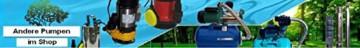 Profi Fäkalienpumpe mit Schneidmesser Leistung 1500Watt Fördermenge: 18000l/h=300 l/min Spannung: 230V/50Hz + Schutzschalter der die Pumpe vor Schäden schützt. - 3
