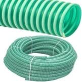 Spiralschlauch PVC Druckschlauch und Saugschlauch Meterware 1 bis 4 Zoll (2 Zoll / 50 x 3.4mm) - 1