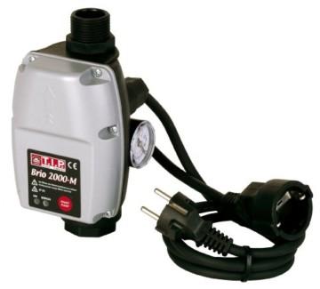 T.I.P. 30241 Elektronische Pumpensteuerung BRIO 2000 M, für alle Tauchdruck-, Tiefbrunnen-, Zisternen- und Gartenpumpen ab 1,5 bar - 1