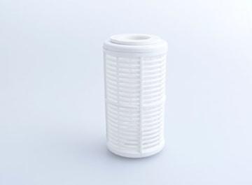 Vorfilter für Garten Pumpen und Hauswasserwerke Schmutzfilter Sandfilter Universal Anschluss 1/2 Zoll, 3/4Zoll, 1Zoll Pumpenvorfilter mit Filtereinsatz - 3
