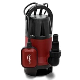 Berlan - Schmutzwasser Tauchpumpe 750 Watt / 12.500 L/h - BTP750 - 1
