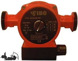 Heizungspumpe IBO OHI 25-60 Pumpe Baulänge 180 mm - 1
