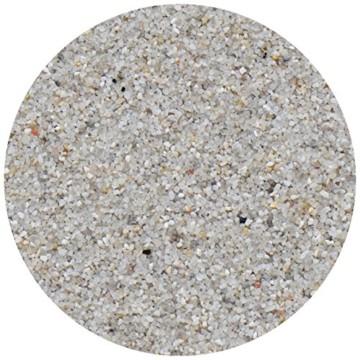 Ingbertson® 25kg Quarzsand 0,4-0,8mm Sand für Sandfilteranlage - 3