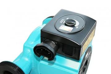 Umwälzpumpe Hocheffizienz Pumpe 25-60 180 Heizungs pumpe Klasse A Heizung 25/6 - 4