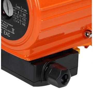 Umwälzpumpe IBO OHI 25-80/180 Heizungspumpe Pumpe Warmwasser Heizung Nassläufer - 3