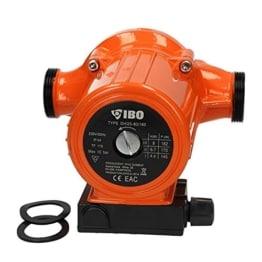 Umwälzpumpe IBO OHI 25-80/180 Heizungspumpe Pumpe Warmwasser Heizung Nassläufer - 1
