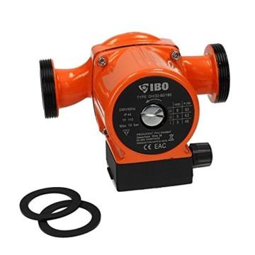 Umwälzpumpe IBO OHI 32-60/180 Heizungspumpe Pumpe Warmwasser Heizung Nassläufer - 1