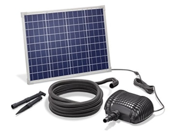 solar bachlaufse esotec pro komplettset 101960 pumpen. Black Bedroom Furniture Sets. Home Design Ideas