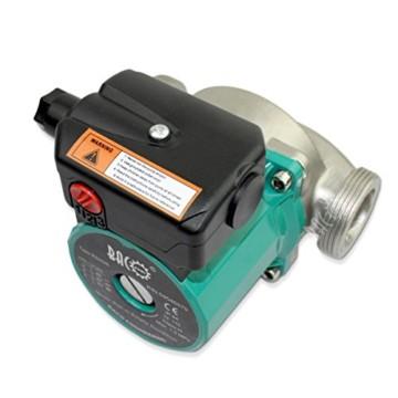 BACOENG Umwälzpumpe Heizungspumpe RS 25/6-130 Edelstahl Zirkulationspumpe für Zentralheizung 220V/ 50 Hz - 3
