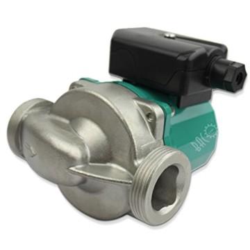 BACOENG Umwälzpumpe Heizungspumpe RS 25/6-130 Edelstahl Zirkulationspumpe für Zentralheizung 220V/ 50 Hz - 4