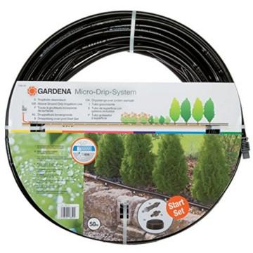 Gardena 1385-20 Micro-Drip-System Tropfrohr oberirdisch - 1