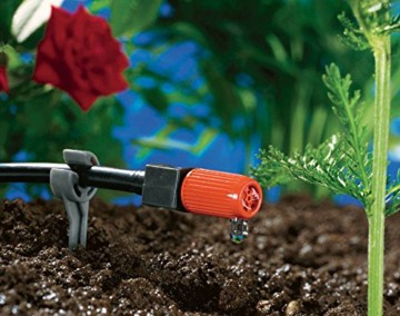 Gardena 1391-20 Micro-Drip-System Regulierbarer Endtropfer Inhalt: 10 Stück - 2