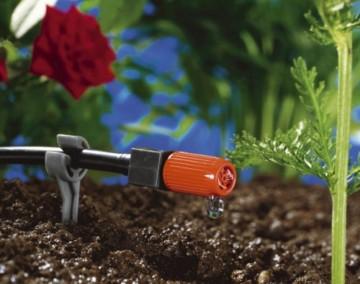 Gardena 1391-20 Micro-Drip-System Regulierbarer Endtropfer Inhalt: 10 Stück - 3