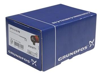 Grundfos Brauchwasserpumpe 15-14bpm, GRUNDUP1514BPM - 2