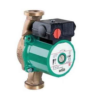 Wilo 4029062 Trinkwasser-Zirkulationspumpe STAR Pumpengehäuse aus Messing Z 25/2 EM - 1