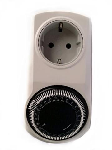 Wilo Pumpe Star-Z Nova C 230V Zirkulationspumpe für Trinkwasser mit Steckerzeitschaltuhr 4132762 - 2