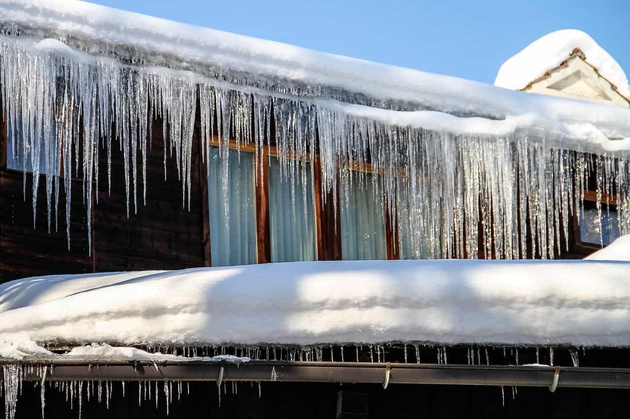 Regentonne frostsicher machen