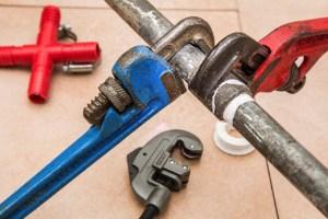 Hauswasserwerk Pumpe baut keinen Druck auf